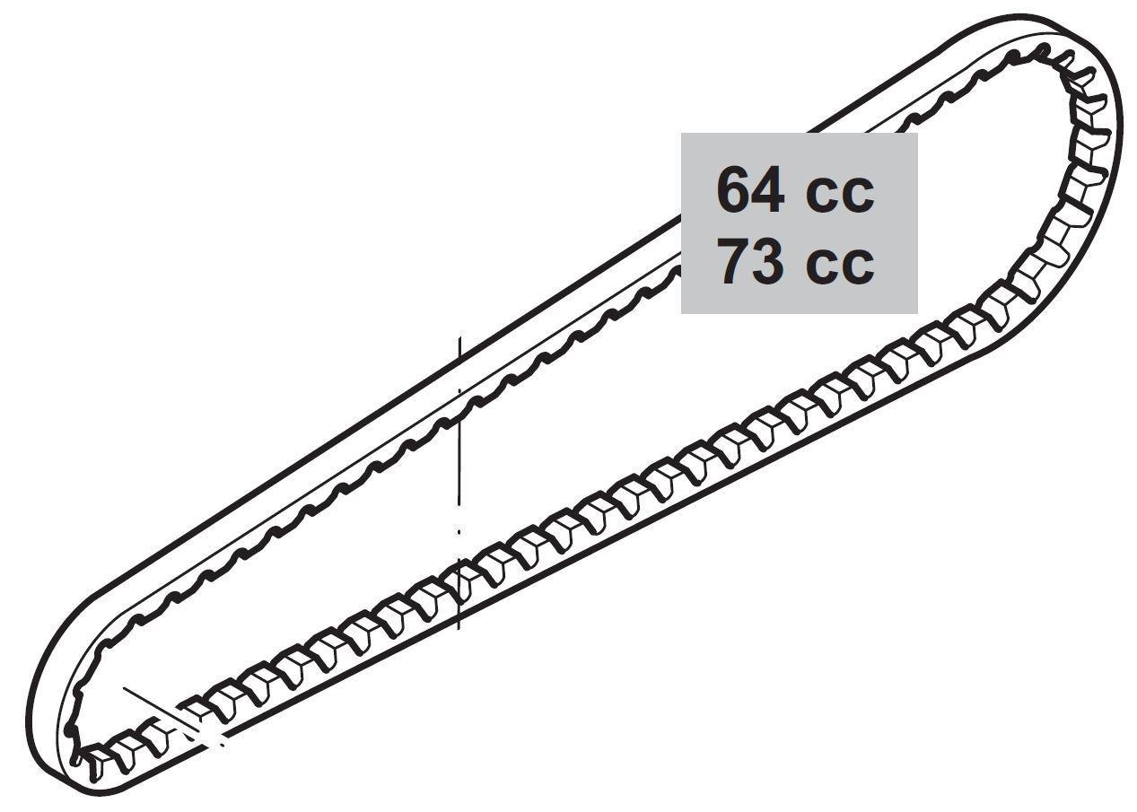 DOLMAR Luftfilter 394173010 Trennschleifer PC-7314 6414
