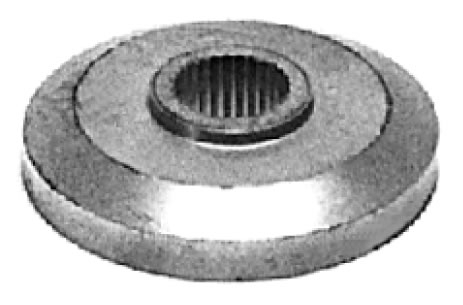Messeradapter 15,8 mm Welle