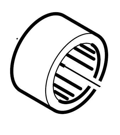 Nadellager für Dolmar und Husqvarna Artk 22152