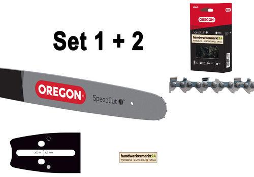 Stihl Sägekette  für Motorsäge MCCULLOCH CS450 Schwert 45 cm 325 1,3