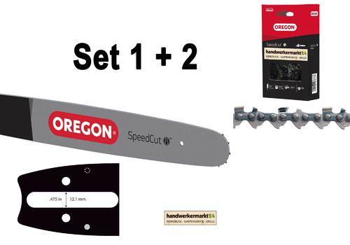 3 St 3//8 1,3 55  Sägeketten für Stihl MS 230 40 cm Schwert 023
